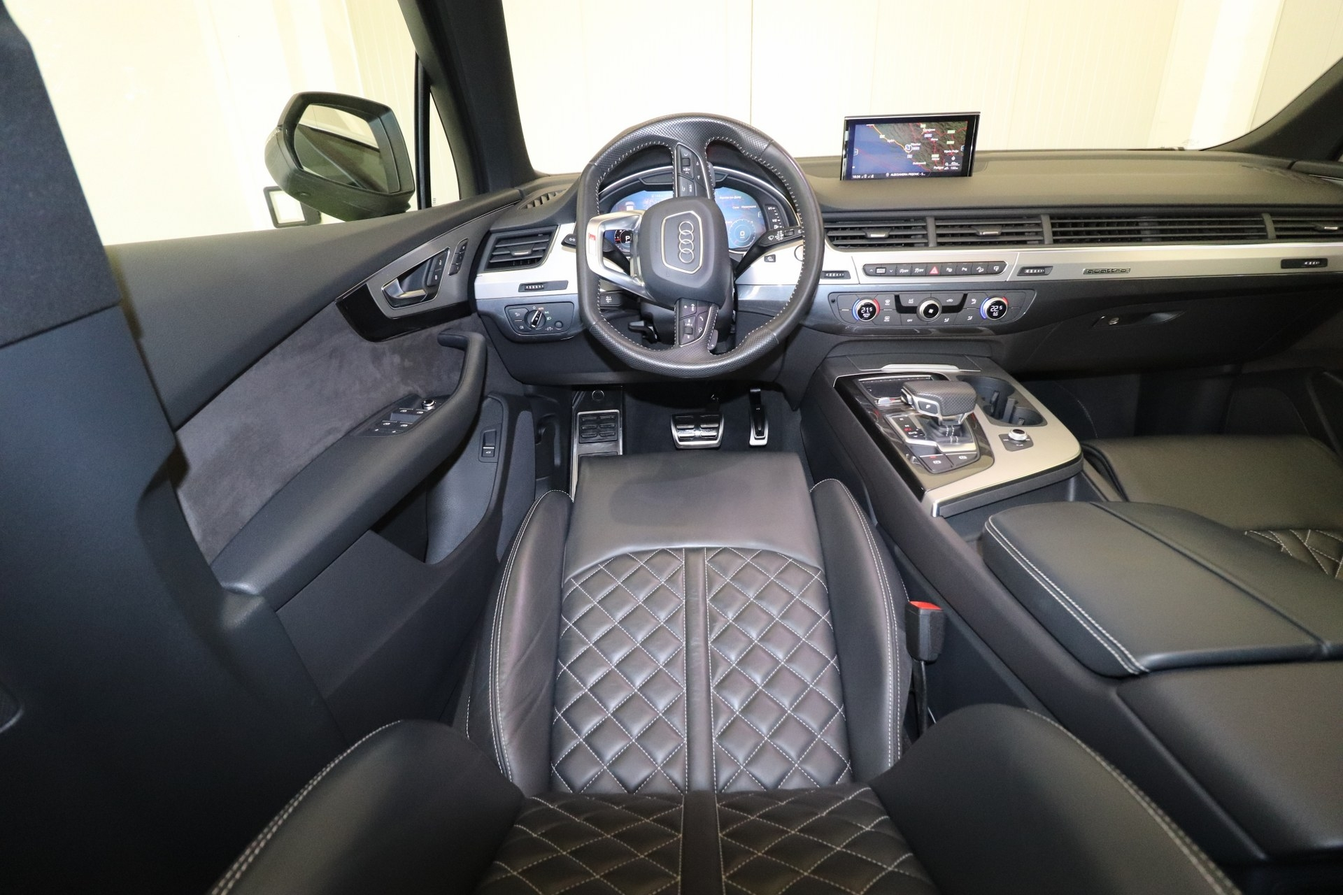 Audi Q7 3.0 TDI Quattro S-Tronic Sport Selection Edition Exclusive 3xS-Line Plus ACC+360°Kamera Virtual Cockpit Max-VOLL 272 KS New Modell 2018