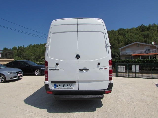 Mercedes-Benz Sprinter 313 CDI Hladnjača Thermo King -32/+32