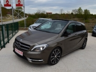 Mercedes B 180 CDI EXCLUSIVE NIGHT-PAKET Fascination Max-Full Tiptronik-7G-Tronic Bi-Xenon LED Navigacija 2xParktronic Kamera -New Modell 2012-