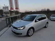 Volkswagen Golf VI 1.6 CR TDI HIGHLINE SPORT DVD Bi-Xenon * Navigacija 2xParktronic Max-FULL -New Modell-