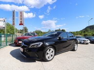 Mercedes A 180 D EXCLUSIVE Sportpaket Plus FASCINATION Tiptronik -7G-Tronic Bi-Xenon LED Navigacija Park Assist FACELIFT MAX-VOLL -New Modell 2017-