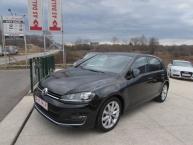 Volkswagen Golf VII 2.0 CR TDI HIGHLINE SPORT + CARAT 150 KS Navigacija 2xParktr. Bi-Xenon LED Max-FULL - New Modell 2013 -