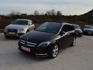 Mercedes B 180 CDI EXCLUSIVE Sportpaket Plus FASCINATION Tiptronik -7G-Tronic Bi-Xenon LED* Navigacija Panorama Kamera Max-FULL - New Modell 2013 -