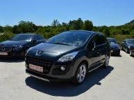 Peugeot 3008 2.0 HDI FELINE SPORT EXCLUSIVE Bi-Xenon LED Navigacija Panorama 2xParktr. 150 KS Max-Full New Modell 2012
