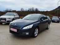 Peugeot 508 2.0 HDI Tiptronik FELINE SPORT Bi-Xenon LED Navigacija 2xParktronic Max-FULL 120 kW-163 KS-New Modell 2013-