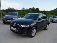 Audi Q3 2.0 TDI Quattro S-Tronic AMBITION LUXE EXCLUSIVE PLUS SPORTPAKET Bi-Xenon LED 177 KS Navigacija 2xParktronic Kamera Max-FULL -New Modell 2014-