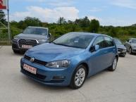 Volkswagen Golf VII 1.6 CR TDI Comfortline Sport ACC-System Navigacija 2xParktronic Max-FULL -New Modell 2014-