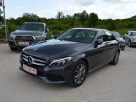 Mercedes-Benz C 220 D BlueTEC Tiptronik - 7G-Tronic Avantgarde Sportpaket EXCLUSIVE Max-FULL Bi-Xenon LED 125 kW - 170 KS New Modell 2016