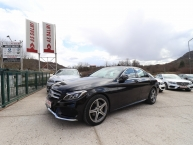 Mercedes-Benz C 220 D BlueTEC Tiptronik -7G-Tronic AMG EDITION Avantgarde Sportpaket Max-VOLL FASCINATION Bi-Xenon+FULL-LED New Modell 2016