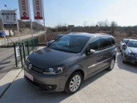 Volkswagen Touran 2.0 CR TDI DSG-Tiptronik HIGHLINE SPORT CARAT Navigacija Park Assist * 140 KS MAX-FULL -New Modell-