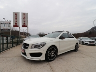 Mercedes-Benz CLA 220 CDI Tiptronik -7G-Tronic AMG EDITION Night-Paket AMG Line Sportpaket Exclusive Edition Limited Max-Voll EDITION 1 Bi-Xenon+LED+DVD 125 kW-170 KS -New Modell 2016-