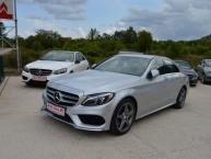 Mercedes-Benz C 220 D 170 KS BlueTEC Avantgarde Sportpaket EXCLUSIVE AMG EDITION AMG Line Navigacija 2xParktr.Bi-Xenon LED Max-FULL -New Modell 2015-