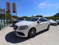 Mercedes A 200 D AMG Edition Sportpaket Plus FASCINATION EXCLUSIVE Bi-Xenon+FULL-LED Navigacija Kamera MAX-VOLL 100 kW-136 KS New Modell 2016 FACELIFT