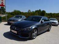 Mercedes-Benz C 180 D BlueTEC Tiptronik - 7G-Tronic AMG EDITION Avantgarde Sportpaket Max-FULL EXCLUSIVE -New Modell 2015-