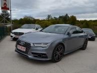 Audi A7 3.0 TDI Bi-Turbo 320 KS Quattro S-Tronic Sport Selection 3xS-Line Plus ACC+360° Kamera V8 SOUND MAX VOLL New Modell 2015 -FACELIFT-