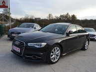 Audi A6 3.0 TDI Quattro S-Tronic Sport Selection Edition Exclusive Sportpaket S-Line Bi-Xenon LED MMI® Navigation DVD Park Assist 200 kW-272 KS Max-Voll FACELIFT New Modell 2016