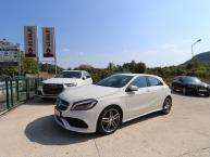 Mercedes-Benz A 200 2.2 D AMG Edition Sportpaket Plus Exclusive FASCINATION Bi-Xenon+FULL-LED Navigacija Kamera MAX-VOLL -New Modell 2016- 100 kW-136 KS FACELIFT