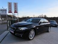 BMW 520 D F10 SPORTPAKET LUXURY LINE Navi Professional 2xParktr. Bi-Xenon LED 184 KS Max-FULL -Modif. Modell 2014-