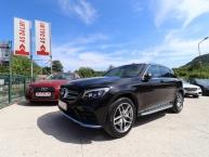 Mercedes-Benz GLC 250 D 4Matic BlueTEC Tiptronik 9G-Tronic AMG Line EXCLUSIVE LUXURY Kamera 360° Bi-Xenon+FULL LED MAX-VOLL -New Modell 2017-150 kW-204 KS-