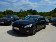 Peugeot 508 2.2 HDI SW Tiptronik ''GT'' SPORT 150 kW - 204 KS * Max-Full Navigacija Bi-Xenon LED 2xParktronic -New Modell 2013-