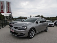 Volkswagen Golf VII 2.0 CR TDI HIGHLINE SPORT + CARAT 150 KS Navigacija 2xParktr. Bi-Xenon LED Lane Assist ACC-System Max-Full -New Modell 2013-