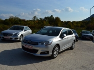 Citroen C4 1.6 e-HDI Business Class Navigacija Parktronic FULL 84 kW - 114 KS -New Modell 2015-