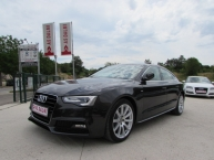 Audi A5 Sportback 2.0 TDI 177 KS S-Tronic Sportpaket Edition S-Line Sport Selection Edition Exclusive Bi-Xenon LED Max-FULL FACELIFT -New Modell 2013-