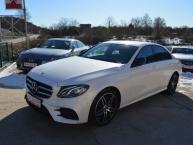 Mercedes-Benz E 220 D BlueTEC Tiptronik - 9G-Tronic AMG LINE Night-Paket Sportpaket Exclusive Bi-Xenon LED Park Assist Kamera MAX VOLL - New Modell 2018 - 143 kW - 194 KS
