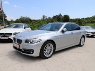 BMW 520 D F10 LUXURY LINE SPORTPAKET EXCLUSIVE PLUS Tiptronik Šiber Bi-Xenon+LED Navi Professional 2xParktronic DIGITAL COCKPIT FACELIFT MAX-VOLL -New Modell 2016-