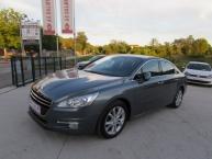 Peugeot 508 2.0 HDI Tiptronik FELINE SPORT 120 kW - 163 KS Navigacija 2xParktronic Max-FULL -New Modell 2011-