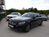 Mercedes-Benz C 220 D BlueTEC Tiptronik -7G-Tronic Avantgarde Sportpaket EXCLUSIVE Max-FULL Bi-Xenon LED New Modell 2015