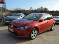 Volkswagen Golf VII 1.6 CR TDI HIGHLINE SPORT CARAT EDITION ACC-System 2xParktr.Panorama Max-FULL-New Modell 2015-