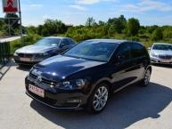 Volkswagen Golf VII 2.0 CR TDI HIGHLINE SPORT + CARAT 150 KS Navigacija 2xParktronic Max-FULL ACC-System -New Modell 2013-