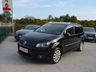 Volkswagen Touran 2.0 CR TDI HIGHLINE SPORT CARAT EDITION 7 Sjedišta Navi DVD Park Assist Kamera Panorama Bi-Xenon+LED Max-FULL -New Modell 2013-