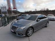 Mercedes-Benz E 350 CDI 4Matic 7G-Tronic BlueEFFICIENCY FULL Sportpaket Edition AMG STYLING AMG LINE *
