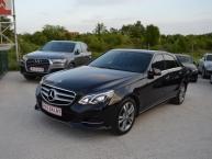 Mercedes-Benz E 350 D BlueTEC 4Matic Tiptronik-7G-Tronic 252 KS AVANTGARDE SPORTPAKET PLUS Bi-Xenon + LED Harman Kardon * -New Modell 2014-