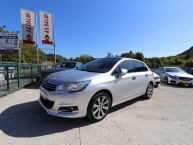 Citroen C4 1.6 BlueHDI 120 KS EXCLUSIVE PLUS SHINE Bi-Xenon LED Navigacija Panorama Park Assist Max-VOLL New Modell 2016 FACELIFT