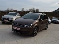 Volkswagen Touran 2.0 CR TDI DSG-Tiptronik Comfortline Sport