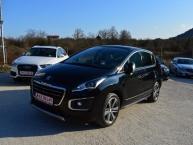 Peugeot 3008 2.0 HDI Tiptronik FELINE SPORT Bi-Xenon+LED*Navigacija 2xParktr.Panorama EXCLUSIVE -New Modell 2014-