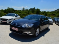 Citroen C5 2.0 HDI 163 KS EXCLUSIVE PLUS Bi-Xenon LED * Navigacija DVD 2xParktr. Max-Full Modif. Modell 2011