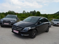 Mercedes B 180 CDI EXCLUSIVE NIGHT-PAKET Fascination Max-VOLL Navigacija Kamera Bi-Xenon LED 2xParktronic -New Modell 2013-