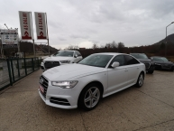 Audi A6 2.0 TDI Ultra S-Tronic Sport Selection Edition Exclusive Sportpaket S-Line MATRIX LED Navi DVD 2xParktronic FACELIFT MAX-VOLL -New Modell 2018-