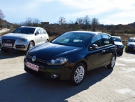 Volkswagen Golf VI 1.6 CR TDI BlueMotion Comfortline Sport Max-FULL -New Modell 2013-