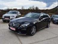 Mercedes-Benz E 350 D BlueTEC 4Matic Tiptronik-7G-Tronic 258 KS AMG Line Sportpaket EXCLUSIVE Distronic Plus DTR+Q FACELIFT MAX VOLL -New Modell 2016-
