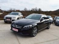 Mercedes-Benz C 180 D BlueTEC Tiptronik - 7G-Tronic Avantgarde Sportpaket EXCLUSIVE Max-FULL New Modell 2017