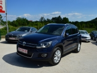 Volkswagen Tiguan 2.0 CR TDI 4Motion DSG-Tiptronik HIGHLINE SPORT EXCLUSIVE Sport & Style Navigacija Park Assist Max-FULL -New Modell 2012-