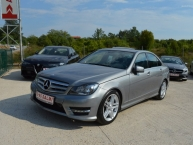 Mercedes-Benz C 220 CDI 170 KS BlueEFFICIENCY AMG EDITION * Avantgarde Sportpaket FACELIFT Navigacija 2xParktronic Max-FULL -New Model 2013-