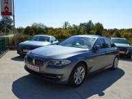 BMW 520 D F10 Tiptronik 163 KS SPORTPAKET EDITION EXCLUSIVE Bi-Xenon+LED Navi Professional 2xParktronic 360° Kamera Šiber Max-FULL -New Modell 2013-