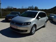 Volkswagen Touran 1.6 CR TDI DSG7-Tiptronik HIGHLINE SPORT CARAT 7-SJEDIŠTA Bi-Xenon+LED Navigacija Park Assist Max-FULL -New Modell 2012-