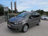 Volkswagen Touran 1.6 CR TDI DSG7-Tiptronik HIGHLINE SPORT CARAT 7-SJEDIŠTA Bi-Xenon+LED Navigacija Park Assist Max-FULL -New Modell 2011-